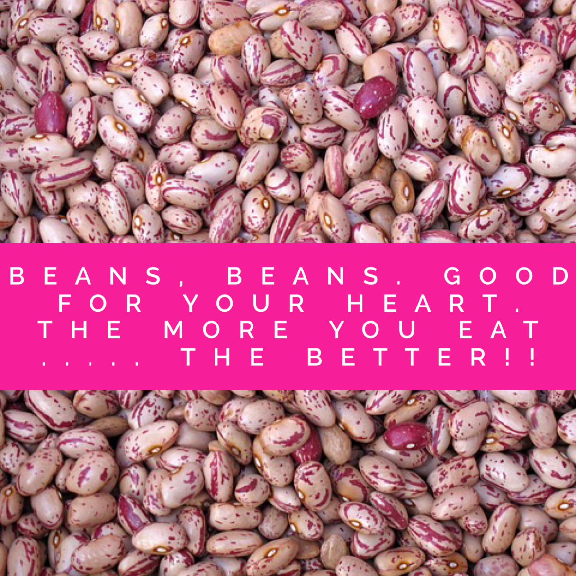 beans good for your heart
