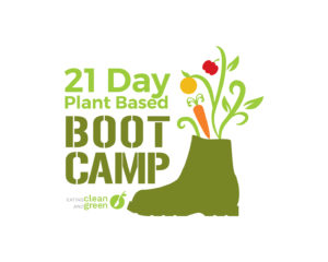 21 day plant based boot camp