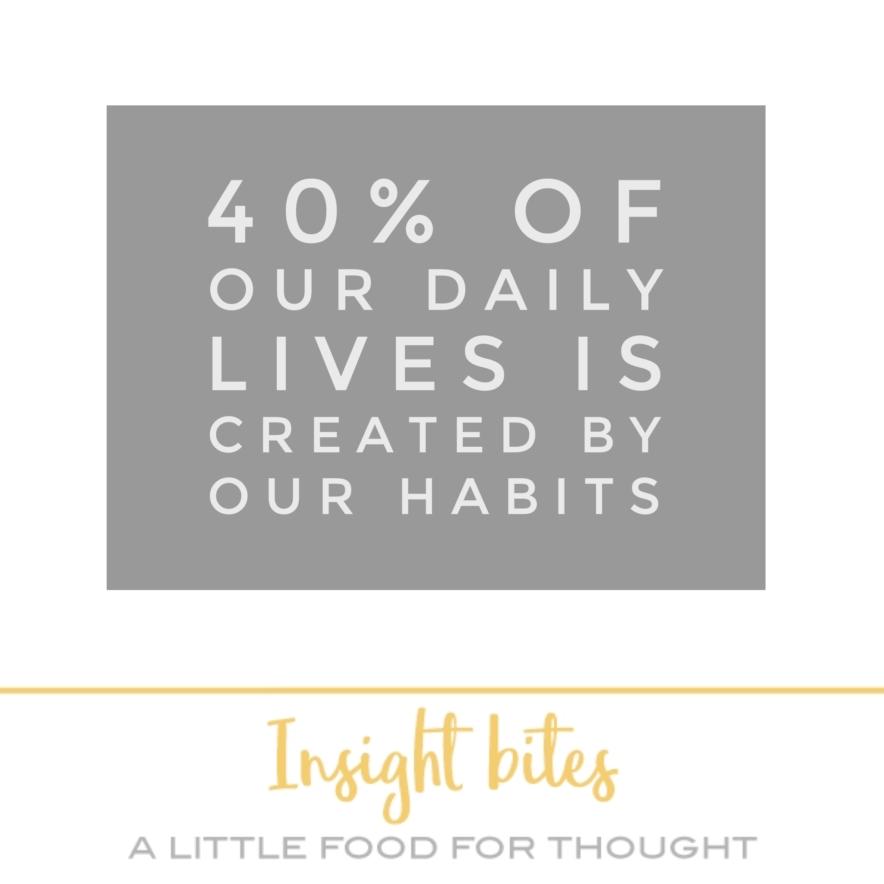 rethink habits