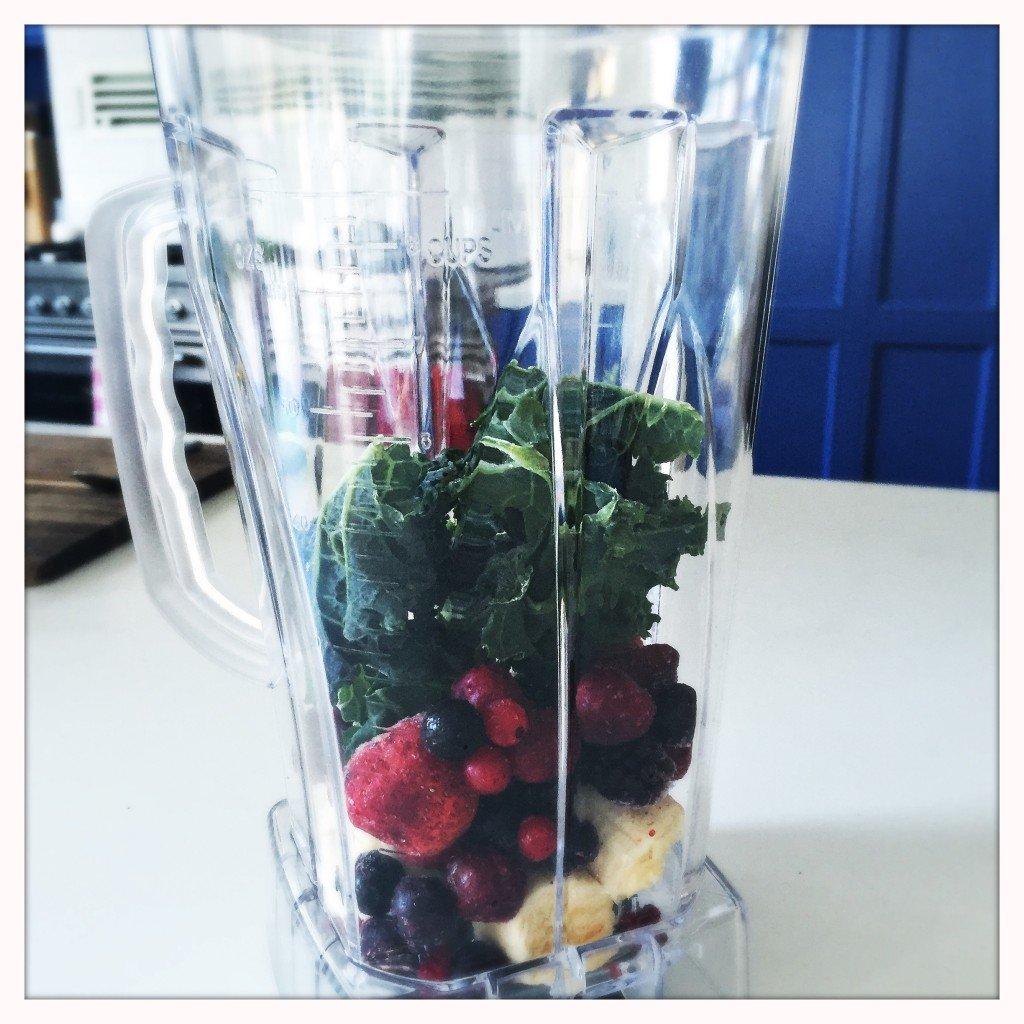 Blender Love! Top tool for healthy eating
