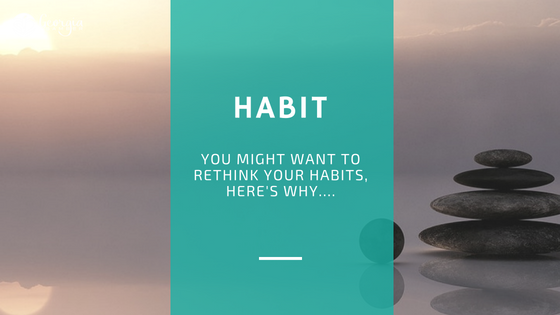 You might want to rethink your habits – Here's why
